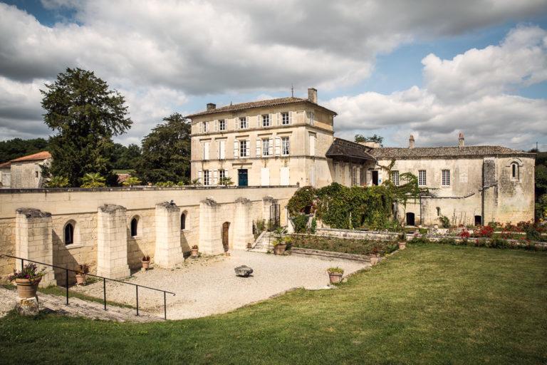 Abbaye de Fontdouce - St-Brie-des-Bois - Grégory Coutanceau Traiteur