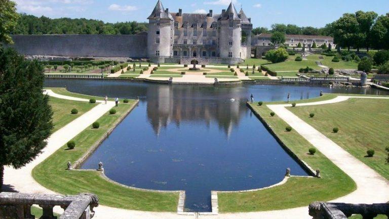Château de la Roche Courbon - St-Porchaire - Grégory Coutanceau Traiteur