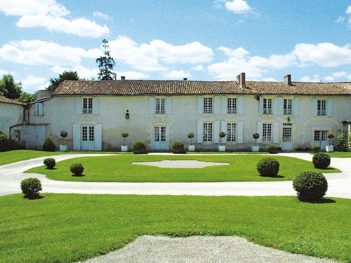 Domaine de Rennebourg - St-Denis du Pin - Grégory Coutanceau Traiteur