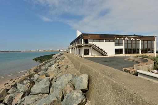 Forum des Pertuis - La Rochelle - Grégory Coutanceau Traiteur