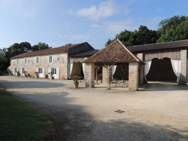 Domaine du Bois - St Laurent de la Prée - Grégory Coutanceau Traiteur